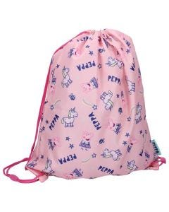 Peppa Favourite Things Gymbag