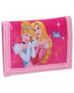 Princess Sparkle Around Wallet