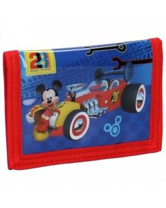 Mickey Mouse Crazy Speed Wallet