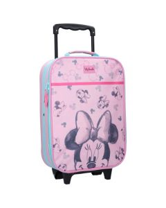 Minnie Mouse Most Adored Trolley Suitcase