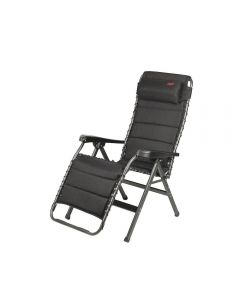 Bo-Camp Relax Chair 232 Air-Deluxe - Black