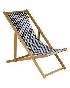 Bo-Camp - Urban Outdoor - Beach chair - Soho - Bamboo