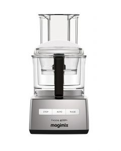 Magimix Cuisine Systeme 4200 Xl Food Processor - Matt Chrome