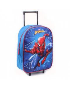 Spiderman Save The City Trolley