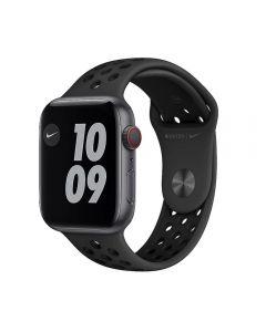 Apple Watch S6 Nike Aluminium - 44 mm - Cellular - Space Grey - Sport Strap Anthracite/Black