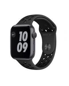 Apple Watch SE Nike Aluminium - 44 mm - GPS - Space Grey - Sport Strap Anthracite/Black