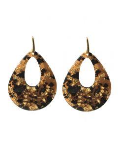 Miccy's Louis XIV earrings