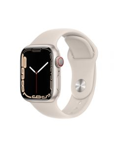 Apple Watch S7 Aluminum 45mm Cellular