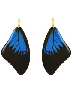 Miccy's Madame Papilio earrings