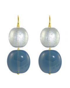 Miccy's Rocks earrings