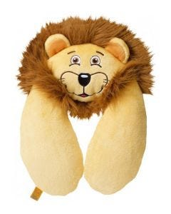 Go Kids Pillow Neck Lion 2702