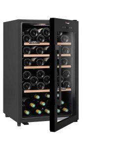 Climadiff CS63B1 - One Zone  Wine Cabinet - 63 Bottles