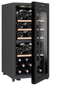 Climadiff CD41B1 - Wine Climate Cabinet - 2 Zones - 41 Bottles