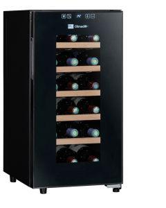 Climadiff CC18 - Wine Climate Cabinet - Hybrid - 18 Bottles