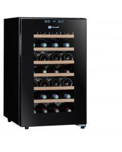 Climadiff CC28 - Wine Climate Cabinet - Hybrid  - 28 Bottles