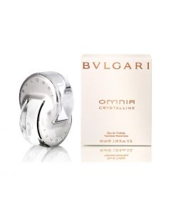 Bvlgari Omnia Crystalline Eau de Toilette 40ml Spray
