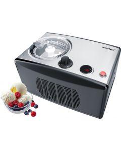 Steba IC150 - Ice-Cream Maker - 1.5L - Rvs Black