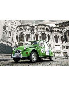 Visite Paris Eternel in a Citroën 2CV - 3 hours for 1 person