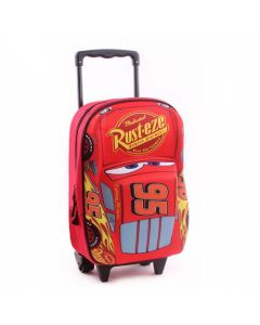 Cars 3 Piston Cup 3D Trolley Backpack