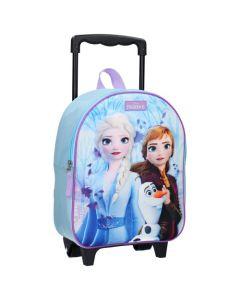Frozen 2 Forest Spirit 3D Trolley Backpack