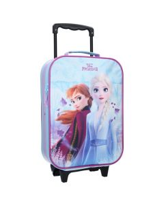 Frozen II Magical Journey Trolley Suitcase