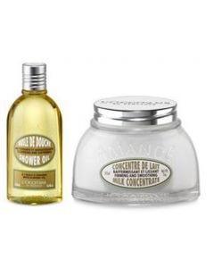 L'Occitane Almond Shower Set