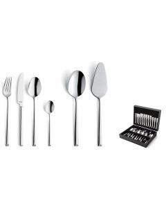 Amefa Metropole 78-Piece Cutlery Set 18/10