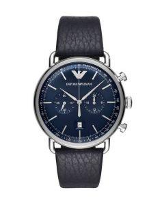 Emporio Armani Aviator Watch