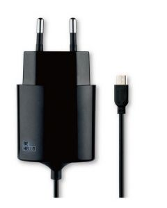 BeHello Travel Charger Micro USB with Cable (1.2m)