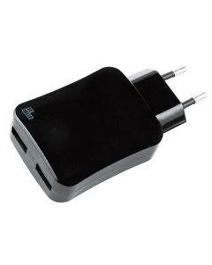 BeHello Travel Charger 2 USB 3.1A