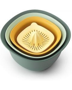 Brabantia Tasty+ Mixing Bowl Set