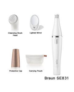 Braun Facial Cleansing Brush 831