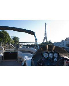 1-hour Cruise on the Seine for 118,000 Miles (Weekend Day)
