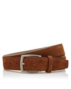 Castelijn & Beerens Men's Belt Suede 105 cm