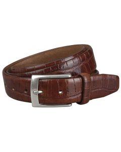 Castelijn & Beerens Croco Men's Belt