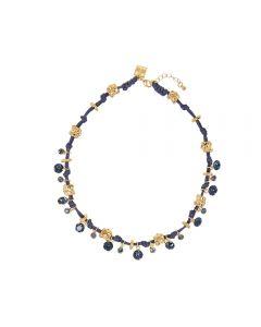 Otazu Classic - Blue  Necklace