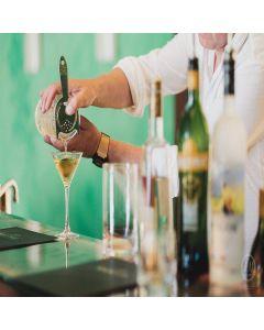 Cocktail workshop at Maison Noilly Prat in Southern France