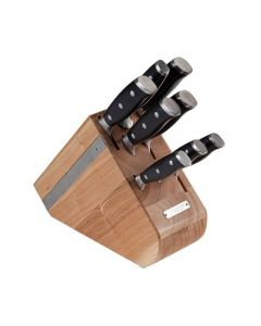 Diamond Sabatier 8 Piece Knife Block Set