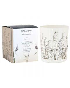 Balamata ELEGANT ROSEAU 190 Grams Candle