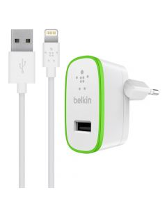 Belkin Home charger with USB port + Lightning Cable