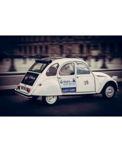 Voucher for a 3rd person in the Citroën 2CV tour