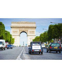 Visite Paris Eternel in a Citroën 2CV - 3 hours for 2 persons