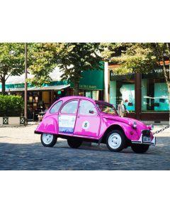 Visit Paris Eternel in a Citroën 2CV - 1.5 hours for 2 persons