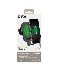 SBS Gravity Car Holder /w Wireless Charging