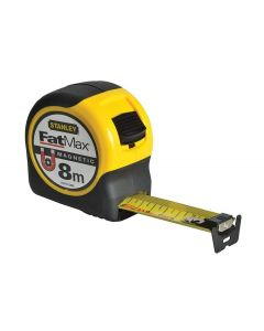 Stanley Fatmax Blade Armour Magnetix Tape 8M