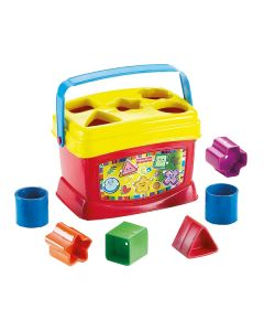 Fisher-Price Baby First Blocks
