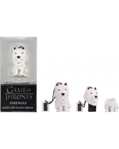Tribe Game of Thrones - Direwolf 16GB USB