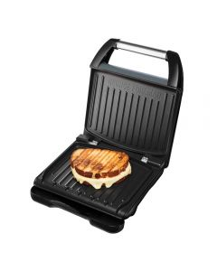 George Foreman  Steel Grill Family