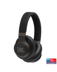 JBL Live 650 Wireless Over-Ear NC Headphones