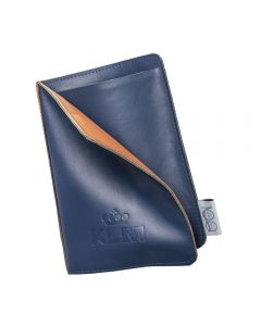 KLM Leather cover for notebook